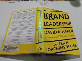 BRAND LEADERSHIP(品牌领导)外文版