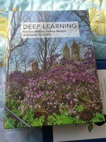 预订   Deep Learning 英文原版 深度学习