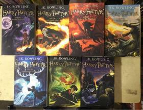 Harry Potter and the Philosophers Stone【7册全】