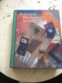 英文原版书 McDougal Littell Advanced Mathematics: Student Edition 2003 Hardcover McDougal Littel 书内有字迹划线