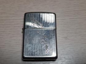 7号,美国产,镀银,Zippo打火机,260元