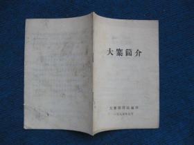 大寨简介(1974)
