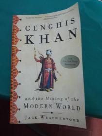Genghis Khan.