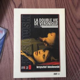 两生花DVD。