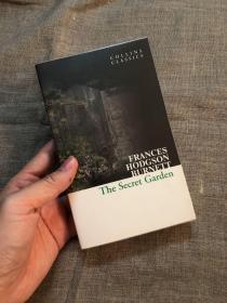 Secret Garden (Collins Classics) 秘密花园 (柯林斯经典) 口袋本 小32开(尺寸为:17.5 × 10.5 cm左右)
