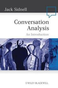 现货 Conversation Analysis: An Introduction (Language in Society) 英文原版 会话分析 社会语言学