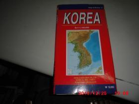 KOREA 韩国地图