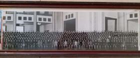 1960年前后毛主席,朱德,周恩来,邓*,彭真等领导接见某部官兵合影
