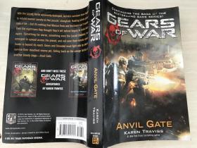 GEARS OF WAR anvil gate战争的齿轮 铁砧门