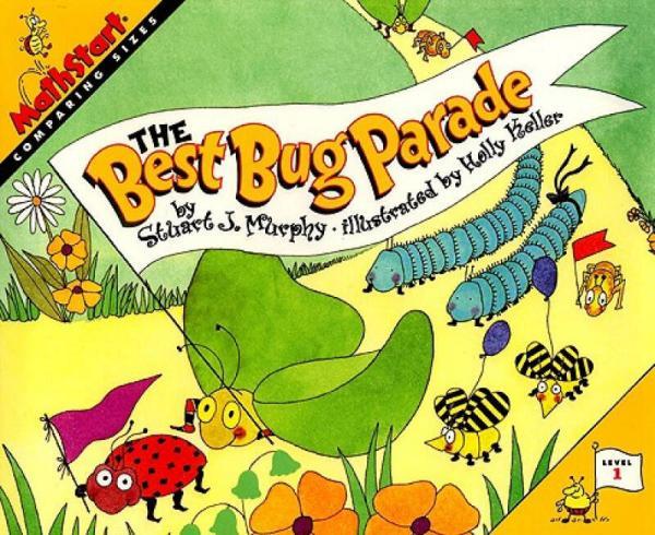 The Best Bug Parade (MathStart 1)[虫子游行,数学启蒙1]