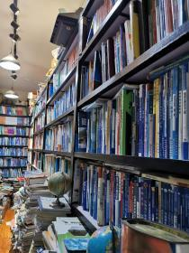 西安知旧书店 实体店 宣传展示【勿拍】