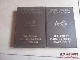 波兰语英语大词典