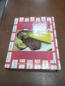 EASY COOKING FOR TODAY, A GUIDE TO MODERN AMERICAN COOKING(1986年英文老菜谱,精装厚册 大16开,书重2.26公斤)