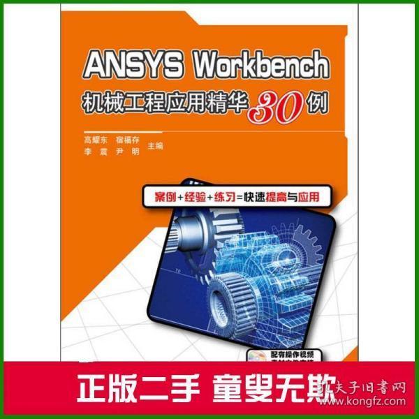 ANSYS Workbench机械工程应用精华30例