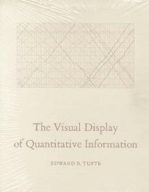 现货 The Visual Display of Quantitative Information  英文原版 定量信息的可视化显示