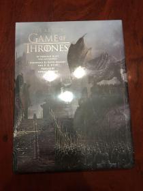 订权力的游戏艺术画册美国版The Art of Game of Thrones, the official book of design from Season 1 to Season 8