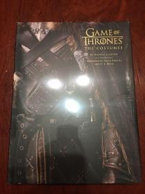 订权力的游戏 服装设计画册 美国版 Game of Thrones: The Costumes, the official book from Season 1 to Season 8