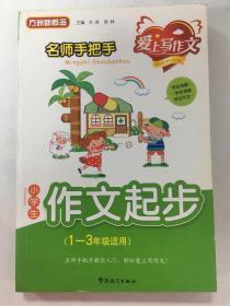 方洲新概念·爱上写作文:小学生作文起步(1-3年级适用)