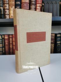 The Essays of Elia with The Last Essays 《伊利亚随笔》Charles Lamb 兰姆兰姆经典  heritage press 1943年 布面精装版