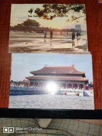 明信片:中国十大旅游名胜(一套十枚)