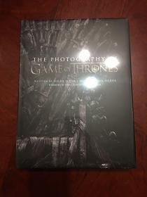 订权力的游戏 摄影艺术画册 英国版The Photography of Game of Thrones, the official photo book of Season 1 to Season 8