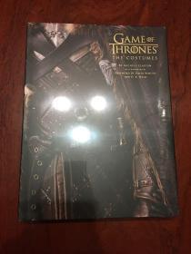 权力的游戏 服装设计画册 英国版 Game of Thrones: The Costumes, the official book from Season 1 to Season 8
