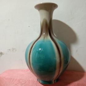 中国景德镇制冰裂釉漂亮的大花瓶