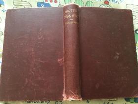 Ivanhoe: A Romance(斯各特《撒克逊劫后英雄传》,1900 小开本精装插图本,古董级,品佳,孔网唯一