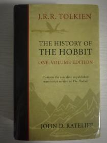 The History of the Hobbit:One Volume Edition