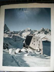 New Monte Rosa Hut SAC - Self-Sufficient Building in the High Alps
