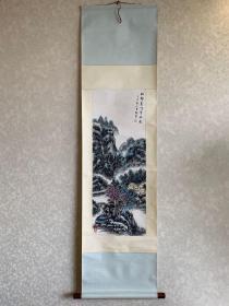 林筱之国画