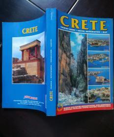 CRETE—tourist guide.useful information.map