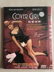 封面女郎 DVD 电影