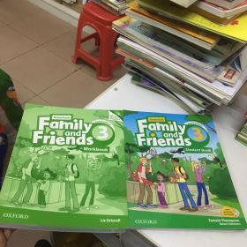 American Family and Friends 2and Edition 3