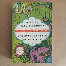 One Hundred Years of Solitude (P.S.) (Harper Perennial Modern Classics)(英文原版)