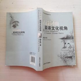 古诗词曲英译文化视角