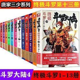 斗罗大陆4终极斗罗全套13册