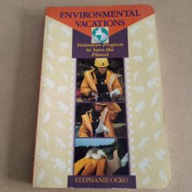 Environmental vacations: Volunteer projects to save the planet (Jmp Travel)(英文原版)
