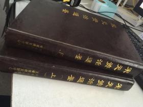 宋元资治通鉴 上下册 中国文献珍本从书