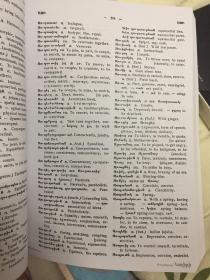 comprehensive armenian english dictionary 亚美尼亚语词典辞典