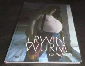 2手英文 Erwin Wurm: De profundis 欧文·沃姆 xha63