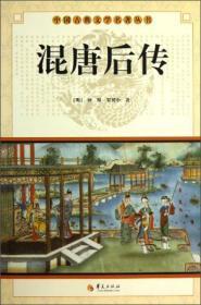 中国古典文学名著丛书:混唐后传