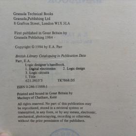 Logic Designers Handbook