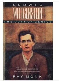 维特根斯坦传:天才之为责任 英文原版 Ludwig Wittgenstein