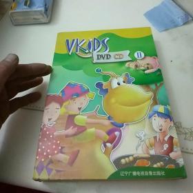 天童.维克斯系列英语教程【VKIDS DVD CD 2 】