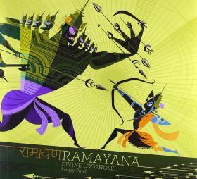 Ramayana: Divine Loophole 罗摩衍那 萌系画风的罗摩历险记
