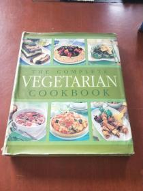 THE COMPLETE VEGETARIAN COOK BOOK    完全的素食烹饪书(英文菜谱,精装大16开,书重1.55公斤)
