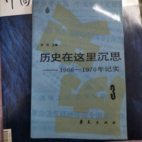 历史在这里沉思1966-19769(3)