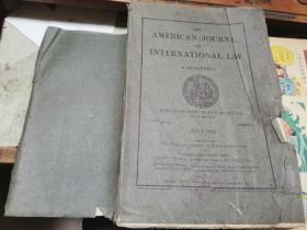 THE AMERICAN JOURNAL OF INTERNATIONAL LAW VOLUME 14 NUMBER 3 JULY,1920缇��藉�介��娉���蹇�绗�14�峰��  [姣�杈规��]