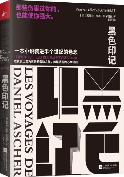 黑色印记(一本小说装进半个世纪的悬念)